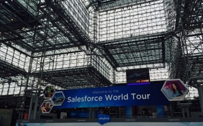 Salesforce Live – NYC 2015