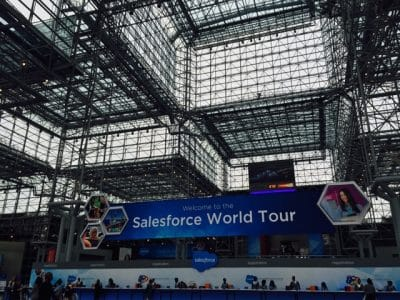 Salesforce Live – NYC 2015