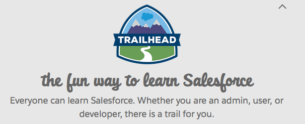 Salesforce Trailhead is Transformational