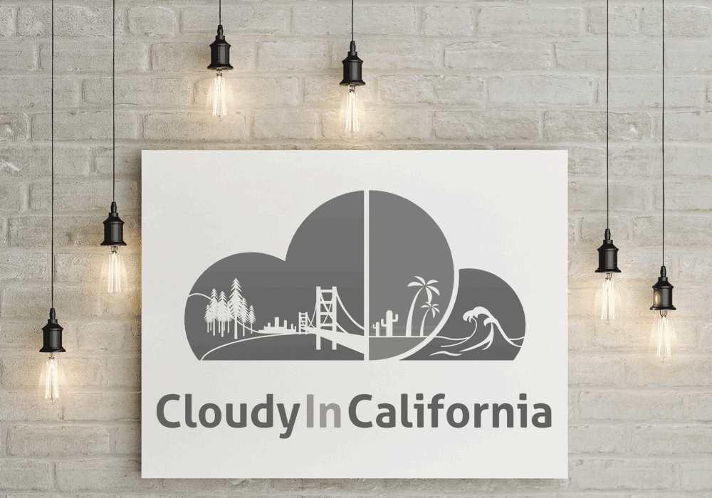 Cloudy In California