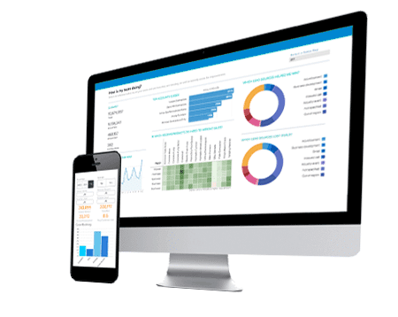 Cloudy Salesforce Dashboard
